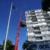 Bo-Ex test opwekking energie met windturbine op dak Utrechtse flat